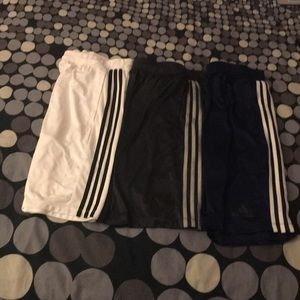 3-PACK (!!!) of Adidas ClimaLite Basketball Shoets